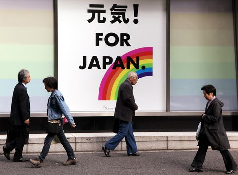 Japan Cites Europe Crisis as Risk to Rebound