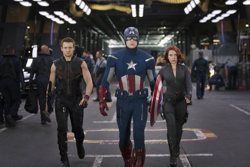 Disney's 'Avengers' Takes in $18.7 Million in Midnight Sales