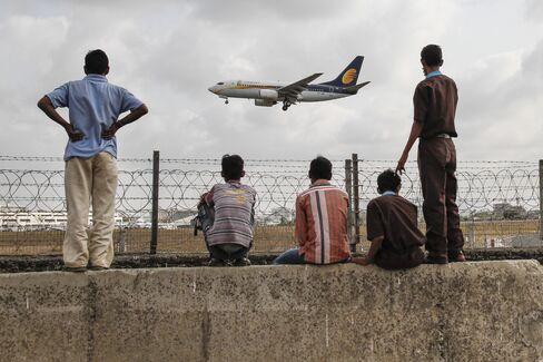Mumbai's International Airport