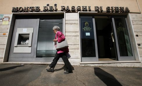 Monte Paschi Posts Fourth-Quarter Loss on Goodwill Writedown
