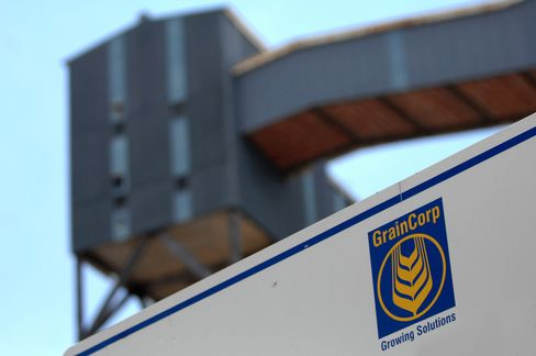 GrainCorp at Lowest Valuation Seen Ripe for Plucking