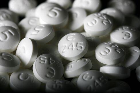Eisai Co.'s alzheimer drug Aricept