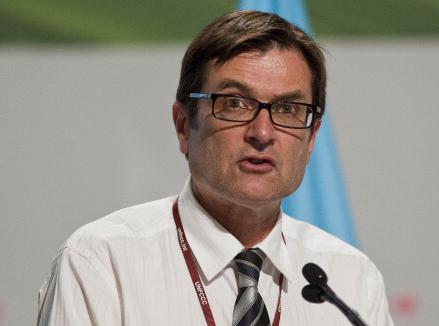 Australian Climate Change Minister Greg Combet