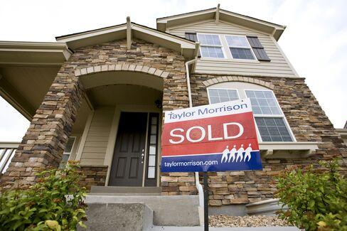 Mortgage Applications in U.S. Fell Last Week
