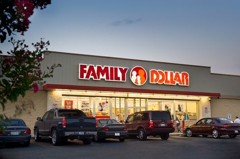 Family Dollar Takeover Doomed With Shares Below Bid