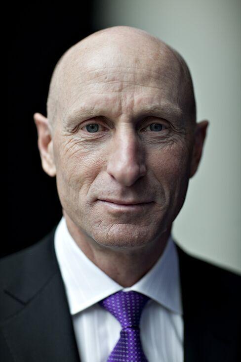 Viterra CEO Mayo Schmidt