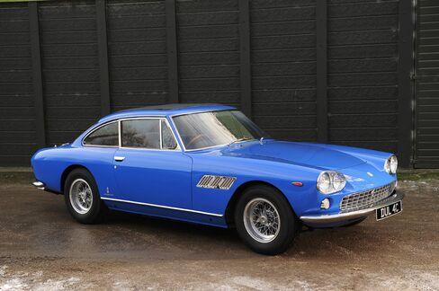 John Lennon Ferrari 330