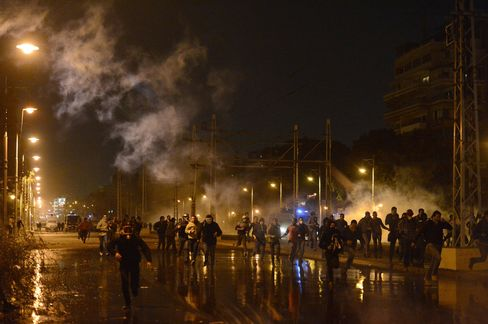 Islamists Plan Pro-Mursi Rallies in Egypt to Oppose Violence