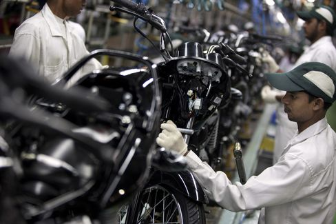 Honda Expects to Double India's Share in Global Motorcycle Sales