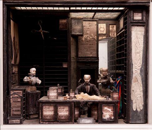 'Tailor's Shop'