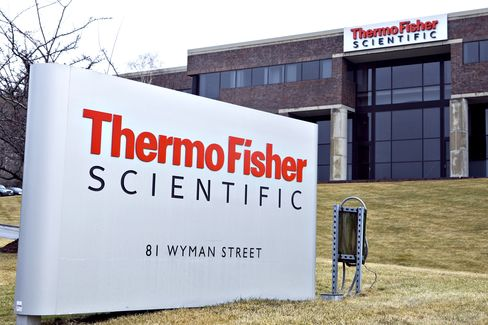 Thermo Fisher Agrees to Buy Life Technologies for $13.6 Billion