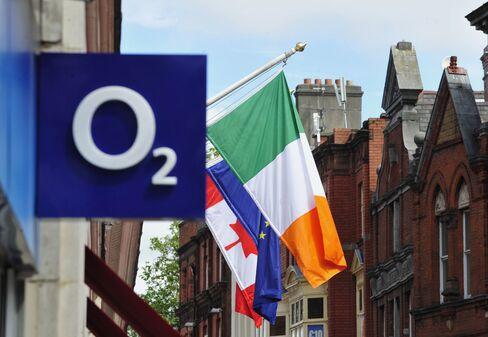 Hutchison Said in Advanced Talks to Buy Telefonica's O2 Ireland