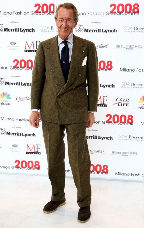 Billionaire Sergio Loro Piana Dies at 65