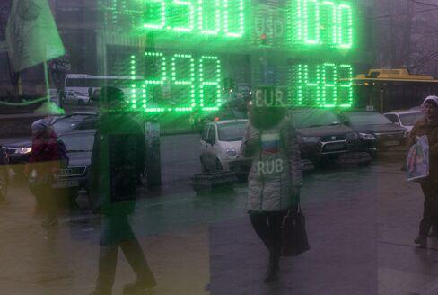 Currency Exchange Store in Kiev