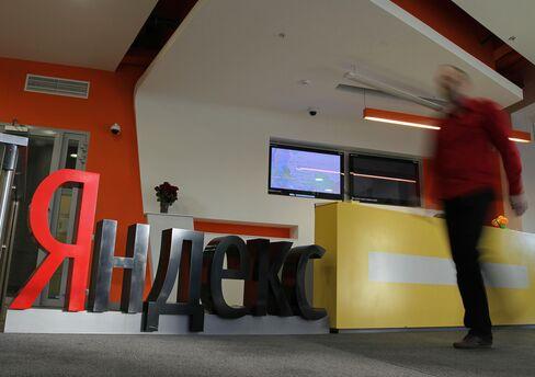Sberbank Calls CTC a Refuge as Yandex Rallies