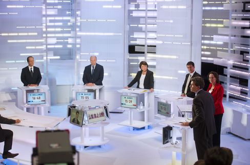 French Socialist Party Candidates Target Banks