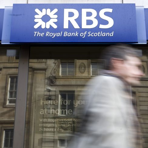 RBS sells branches to Santander