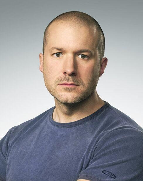 Apple Inc. design guru Jony Ive