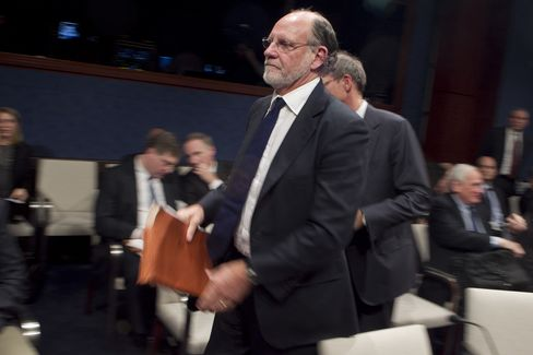MF Global Holding Ltd.s former CEO Corzine