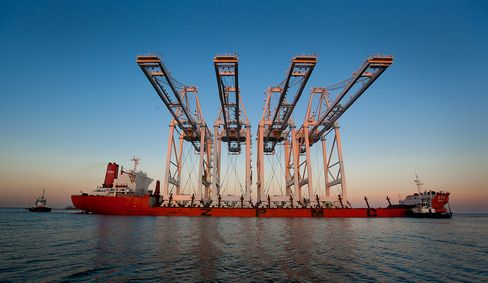 Trade Deficit Probably Narrowed in June