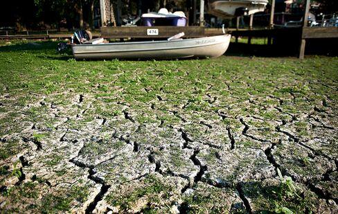 Worst-in-Generation Drought Dims U.S. Farm Economy Hopes