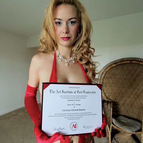 Goldman Reaps Millions While Stripper Regrets Her Degree