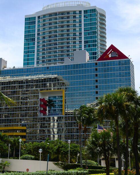 The Atlantis Condominium in Miami