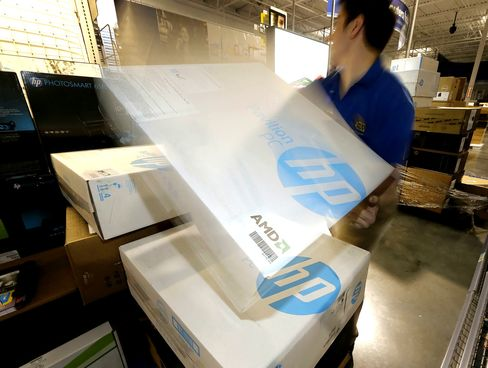 Hewlett-Packard Accounting Claims Seen as Cover for Bad Deal