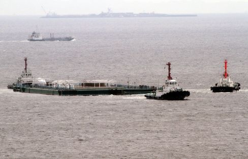 Indonesia May Use Floating Dock From Japan to Unlock Mines