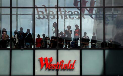 Default Swaps Punish Westfield Most Since 2009