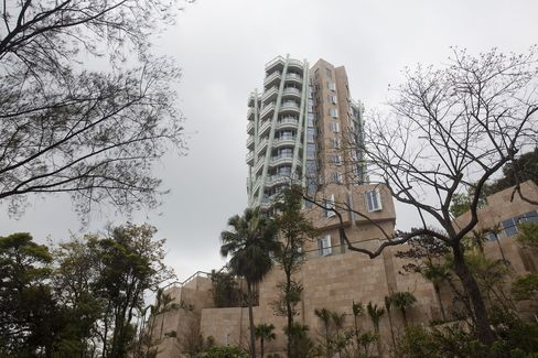 Gehry-Designed Apartment Fetches Swire Properties HK$430 Million