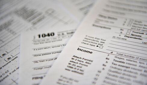 4-Million-Word U.S. Tax Code Tops Problem List, Report Says