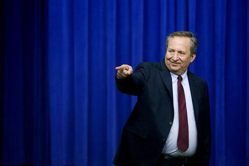 Summers Says U.S. Tax Overhaul Should Raise More Money