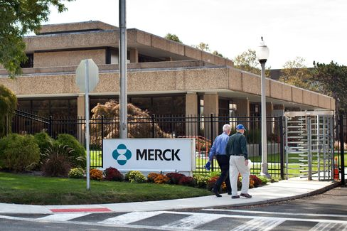 Merck Facility in Summit New Jersey