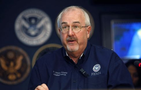 FEMA Administrator W. Craig Fugate