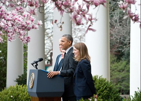 Burwell's Nomination at the White House