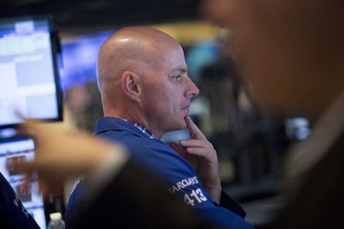 U.S. Stock-Index Futures Little Changed as Goldman Sachs Gains