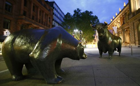Europe Stocks Addicted to Emerging Markets Stretching Valuations