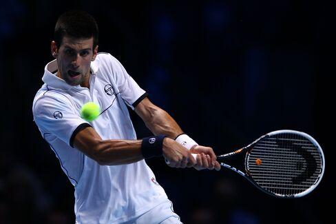 Top-Ranked Novak Djokovic