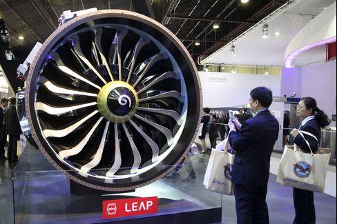 GE Venture Claims Jet-Engine Savings Pratt Disputes as 'Garbage'