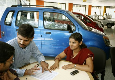 Subsidies Boost Ambani With Record Diesel Sales