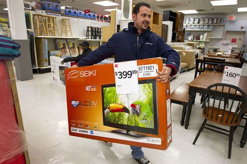 Kmart's New Rent-to-Own Program Turns $300 TV Into $415 Purchase