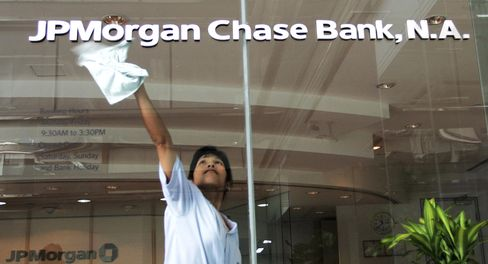 JPMorgan May Face Highest Basel Surcharges