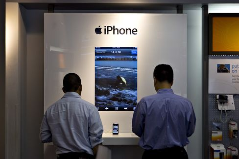 AT&T Adds Handsets as End of IPhone Looms