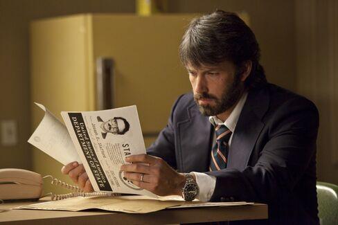 'Argo' Is Top Weekend Film With $12.4 Million in Receipts