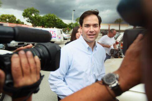 Tea Party Favorite Rubio Wins Florida Senate Seat