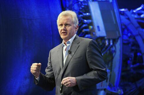 General Electric Co. CEO Jeffrey Immelt