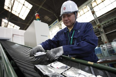 Hitachi Recycles Rare Earth as China Crimps Supply