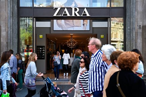 Zara Fashion Store