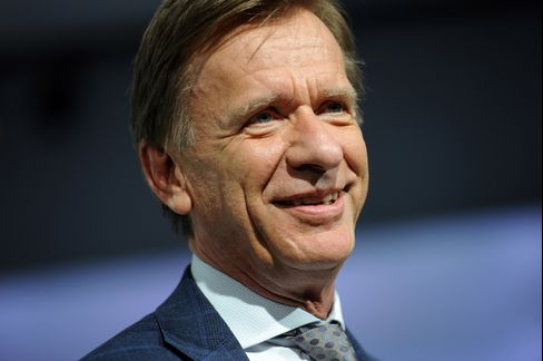 Volvo Cars Chief Executive Officer Hakan Samuelsson